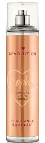 I Heart Revolution Fragrance Body Mist Mgiełka perfumowana do ciała SophX Vanilla&Crème brule 236ml