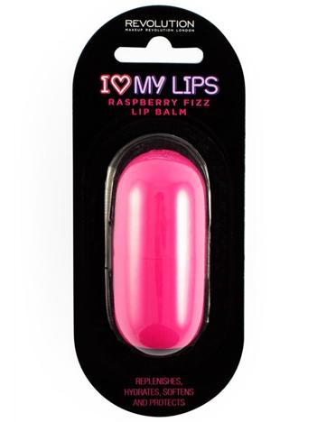 I Heart Revolution I ♡ My Lips Balsam do ust Raspberry Fizz (Malina) 6g