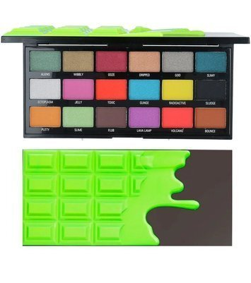 I ♥ Revolution Elixir Chocolate Palette Paleta 18 Cieni Do Powiek