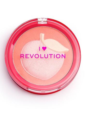 I ♥ Revolution Róż Fruity Blusher Peach 10,25 g