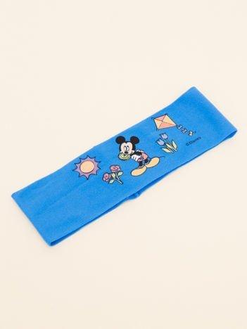 INCA Niebieska opaska na głowę dziecięca z postaciami z bajek