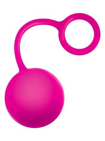 INYA - CHERRY BOMB Pojedyncza kulka miłości do ćwiczenia mięśni Kegla. Zapewnia przyjemną stymulację. Polecane przez lekarzy.