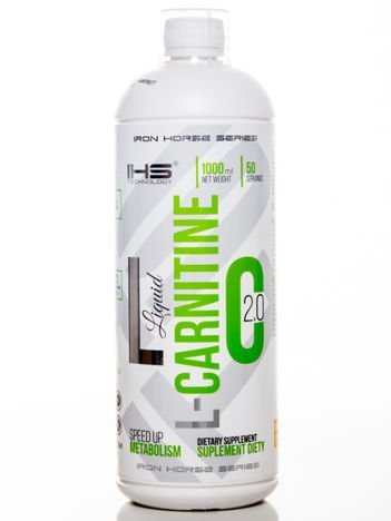 Iron Horse - L-Carnitine 1000ml Lemon