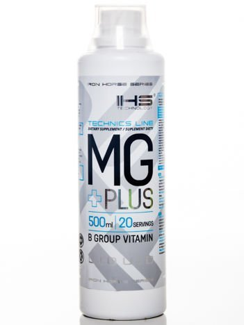 Iron Horse - Mg Plus - 500ml