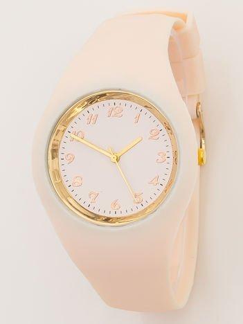 JELLY cielisty zegarek damski