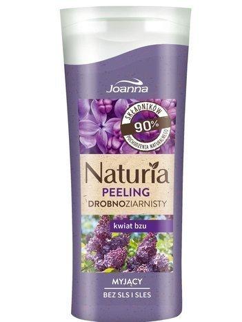 JOANNA NATURIA Peeling Drobnoziarnisty Bez 100 g
