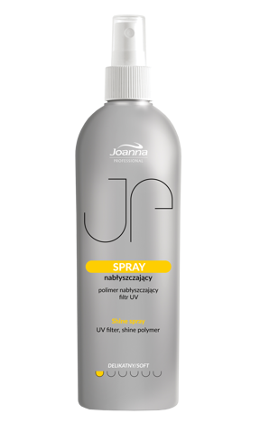 JOANNA PROFESSIONAL Spray nabłyszczający delikatny 150ml