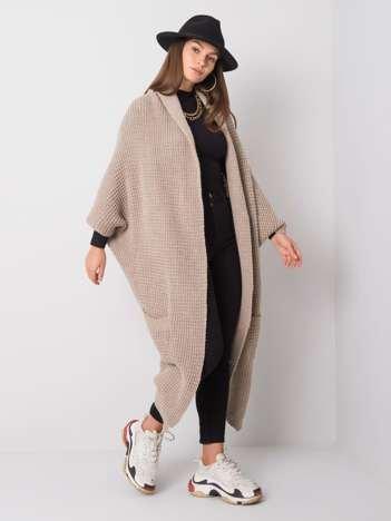 Jasnobeżowy sweter Ally OCH BELLA