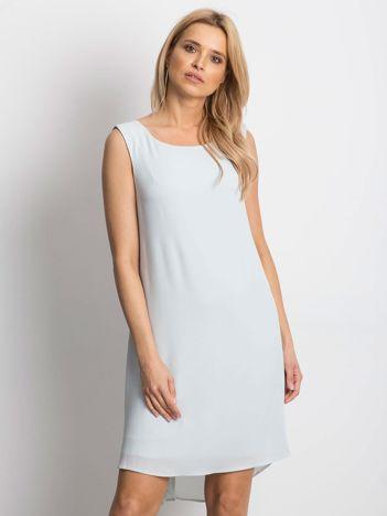 Jasnobłękitna sukienka Starlight