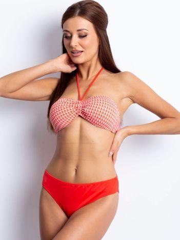 Jasnoczerwony strój kąpielowy Temazcal