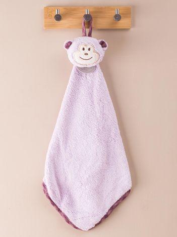 Jasnofioletowy ręcznik do rąk