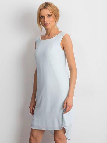 Jasnoniebieska sukienka Starlight