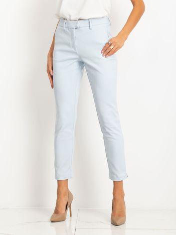 Jasnoniebieskie spodnie Classy