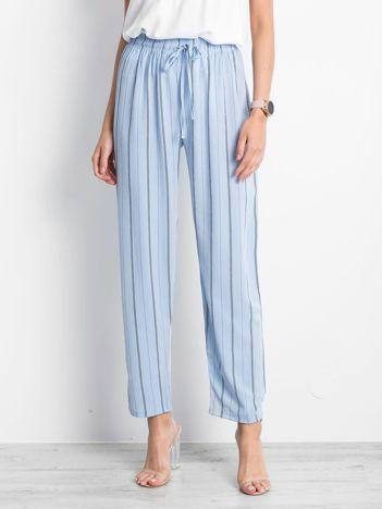 Jasnoniebieskie spodnie Rediscover