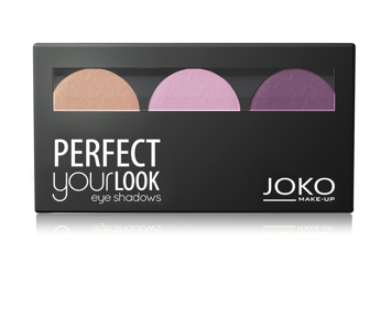 Joko Cienie trio Perfect Your Look nr 304 satynowe