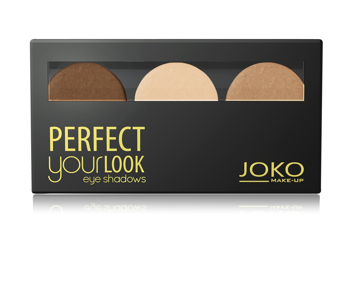 Joko Cienie trio Perfect Your Look nr 305 satynowe