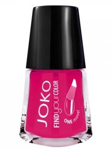 Joko Lakier do paznokci Find Your Color 122 10 ml