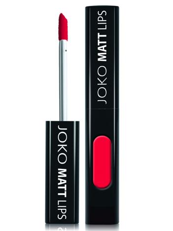 Joko Pomadka MATT Lips nr 063 Simply Red