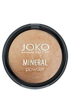 Joko Puder wypiekany JOKO MINERAL 05 Light Bronze 7,5 g