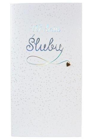 KUKARTKA Kartka W Dniu Ślubu. Wyjątkowa i niepowtarzalna kartka z kolekcji Passion Moments