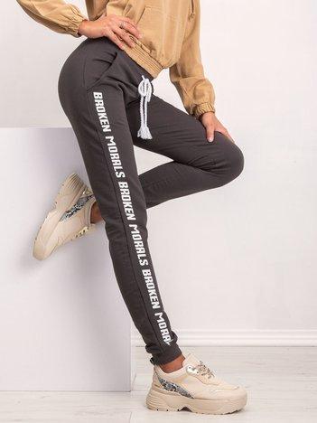 Khaki spodnie Every