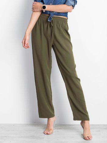 Khaki spodnie Inability