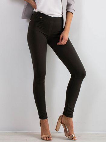 Khaki spodnie Wondefully