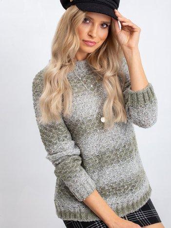Khaki sweter Broadway