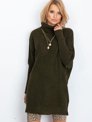 Khaki sweter Patience