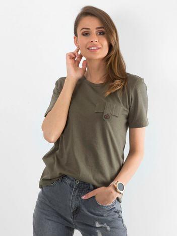 Khaki t-shirt Vessel