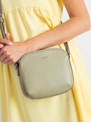 Khaki torebka na ramię