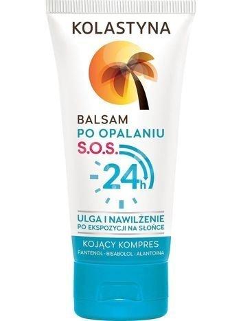 Kolastyna Opalanie Balsam po opalaniu S.O.S  150 ml