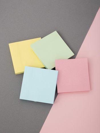 Kolorowe karteczki samoprzylepne