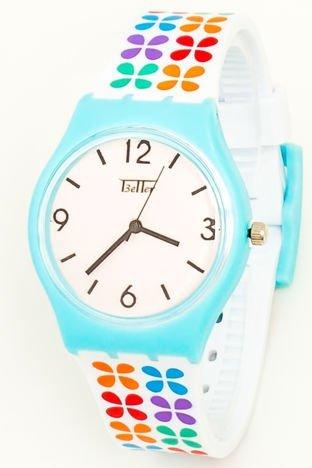 Kolorowy Zegarek Dziecięcy
