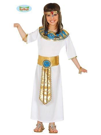 Kostium na bal dla dziewczynki Egipcjanka