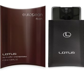 LOTUS 022 European Men woda perfumowana 20 ml