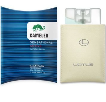 LOTUS 068 Cameleo Sensational Active woda perfumowana 20 ml