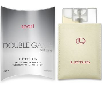 LOTUS 200 DOUBLE GAME MEN SPORT woda perfumowana 20 ml