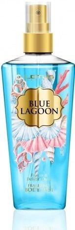 LOTUS Perfumowana Mgiełka do ciała BODY MIST BLUE LAGOON Freesia & Delicate Daisy 210 ml