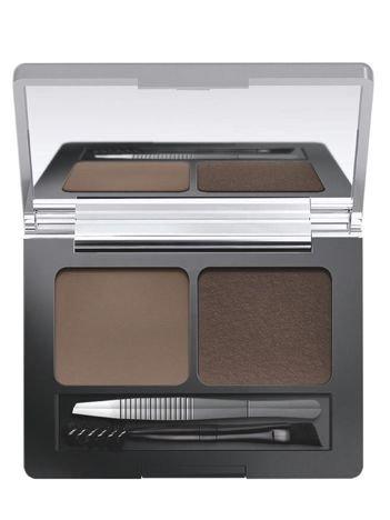 L'Oréal Brow Artist Genius Kit paleta do makijażu brwi Medium To Dark 3,5g