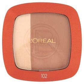 L'Oreal Glam Bronze puder brązujący 102 Brunette Harmony 9 g