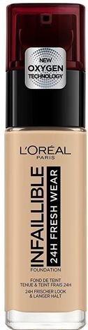 L'Oréal Infallible 24H Fresh Wear Foundation długotrwały podkład do twarzy 120 Vanilla 30ml