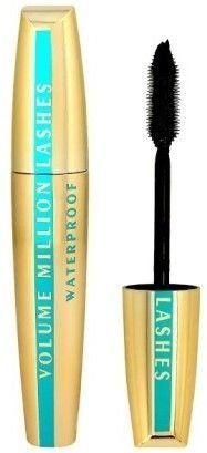 L'Oreal Mascara Volume Million Lashes WATERPROOF wodooporna 9 ml
