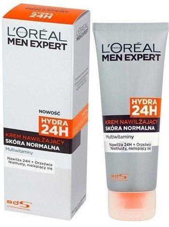 L'Oréal Men Expert Hydra 24H krem nawilżający do skóry normalnej 75 ml