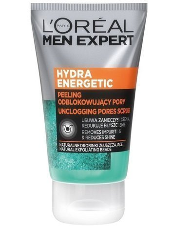 L'Oréal Men Expert Hydra Energetic Peeling odblokowujący pory 100 ml