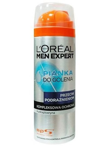 L'Oréal Men Expert Pianka do golenia przeciw podrażnieniom 200 ml
