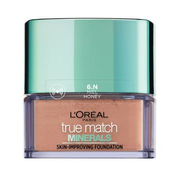 L'Oreal True Match Minerals Skin-Improving Foundation puder mineralny 6.N Honey 10 g