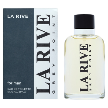 "La Rive for Men Grey Point Woda toaletowa 90ml"""