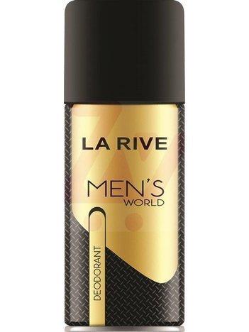La Rive for Men Men's World Dezodorant spray 90 ml