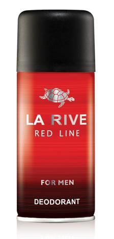 """La Rive for Men Red Line dezodorant w sprayu 150ml"""""""